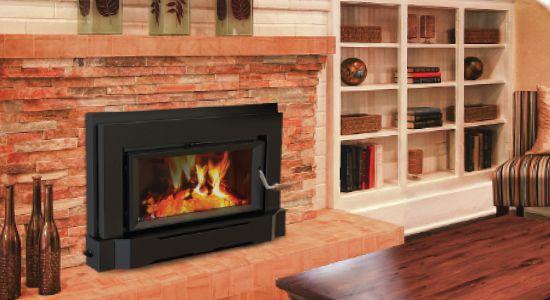 Wood Stoves Inserts Fireplaces