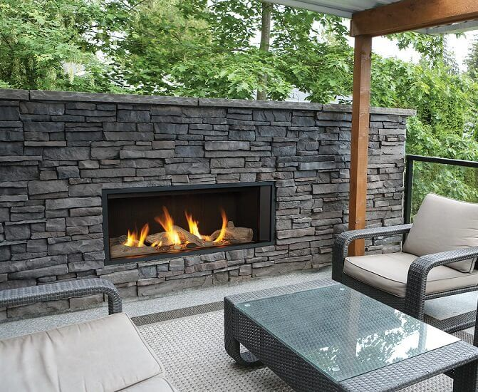 Outdoor Living Fireplaces And Stoves The Stove Store