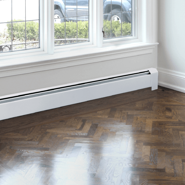 hydronic baseboard spencerville