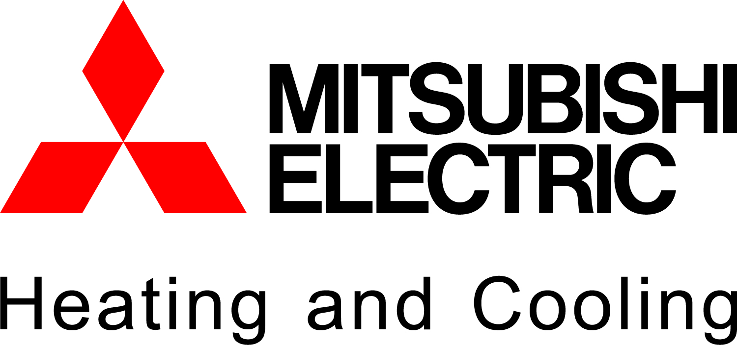 Mitsubishi Electric Heating Cooling LOGO