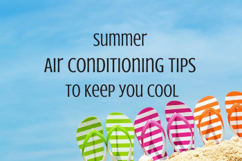 Summer Air Conditioner Energy-Saving Tips